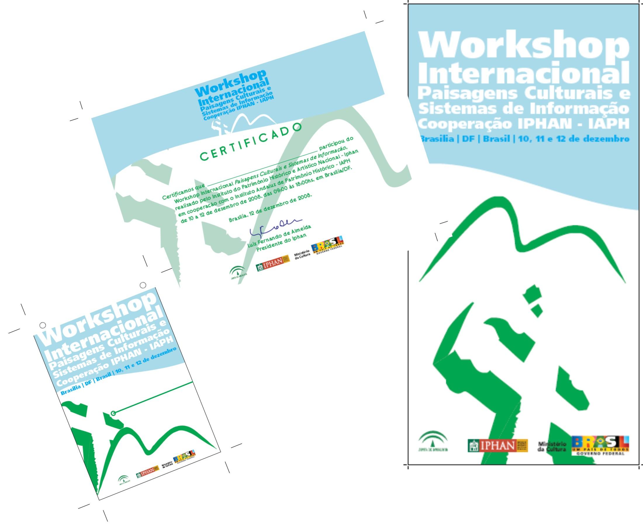 Workshop Internacional Paisagens Culturais