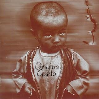 Capa do CD Original Gueto