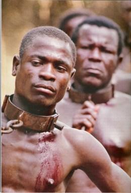 Raptados da Africa