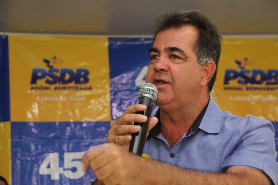 Fábio Correa filia-se ao PSDB